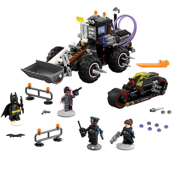 Lego Two-Face Double Demolition-0