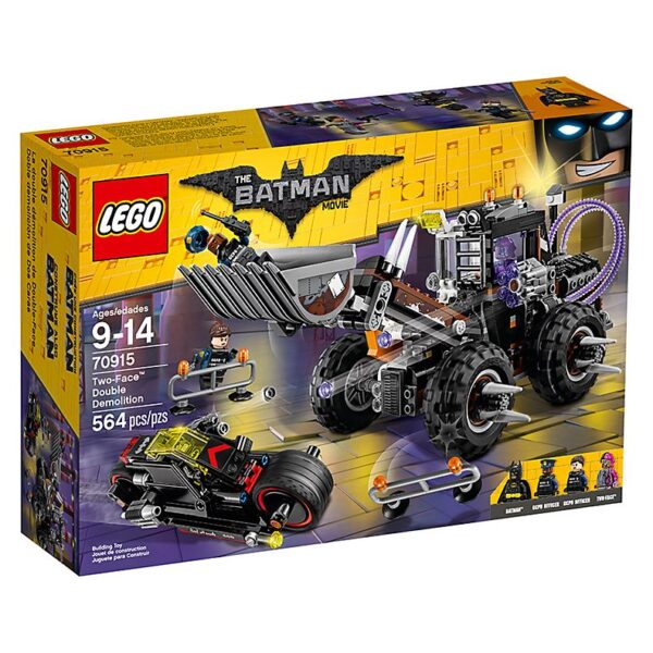 Lego Two-Face Double Demolition-3016