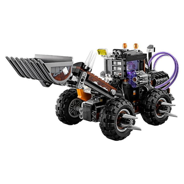 Lego Two-Face Double Demolition-3017