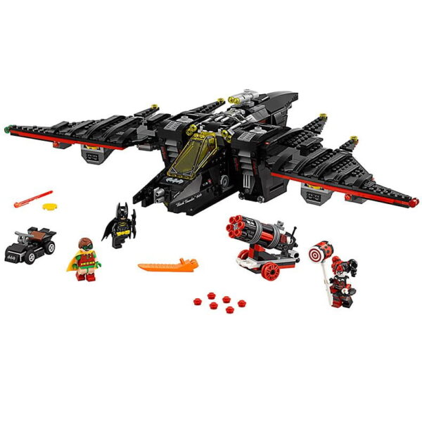 Lego The Batwing-0