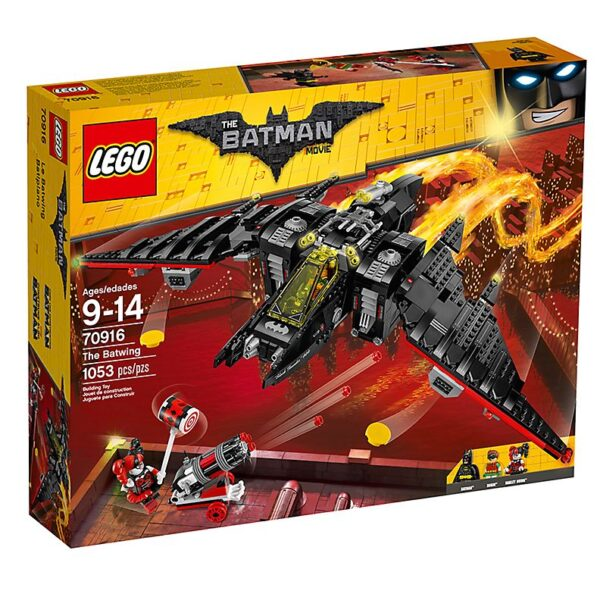 Lego The Batwing-3021