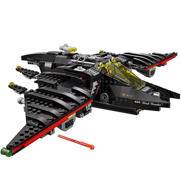 Lego The Batwing-3022