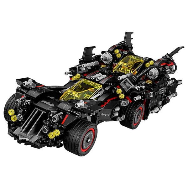 Lego The Ultimate Batmobile