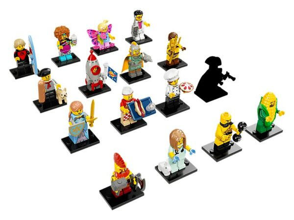 Lego Minifigures-0