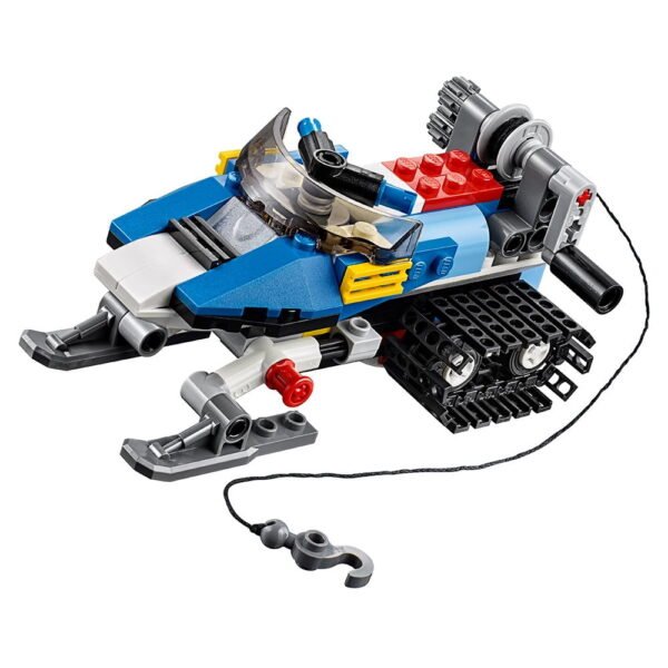 Lego Twin Spin Helicopter-1784