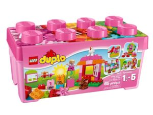 Lego Duplo All In One Pink -0