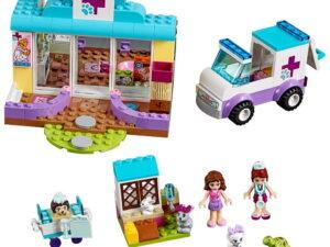 Lego Mia's Vet Clinic-0