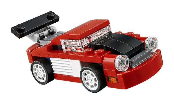 Lego Red Racer-1795