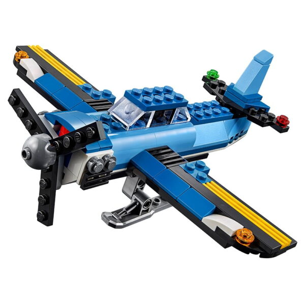 Lego Twin Spin Helicopter-1785