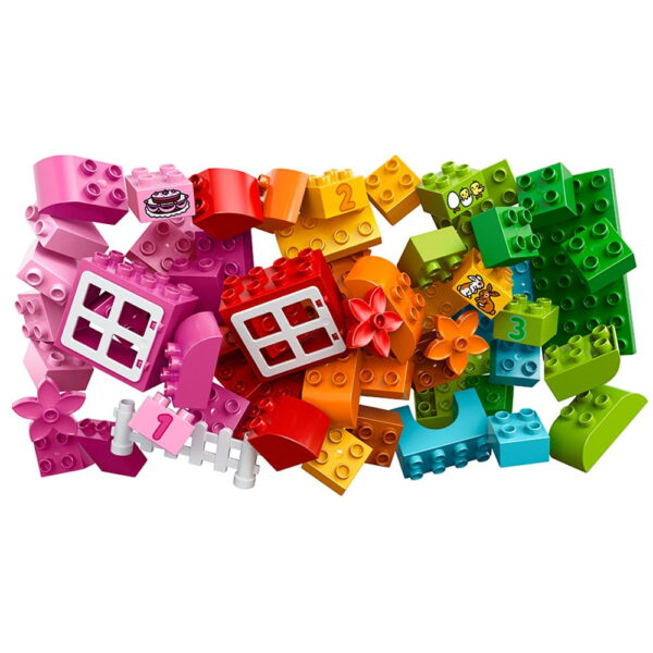 Lego Duplo All In One Pink -1136