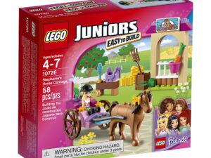 Lego Stephanie's Horse Carriage -0