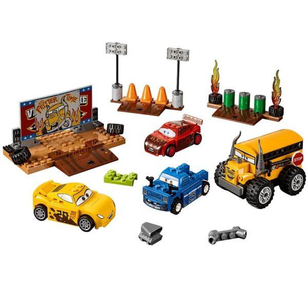 Lego Thunder Hollow Crazy 8 Race-0