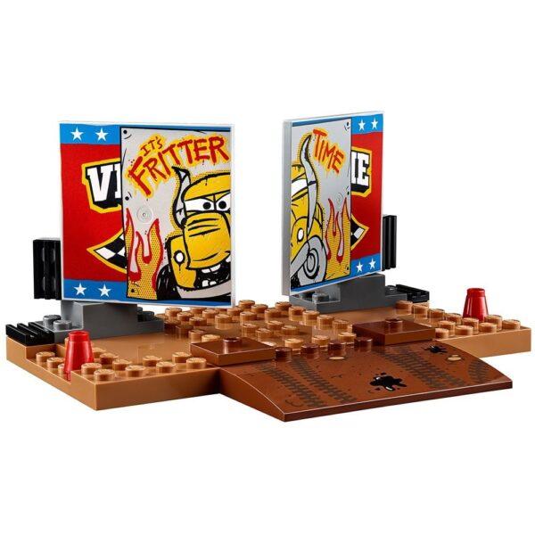 Lego Thunder Hollow Crazy 8 Race