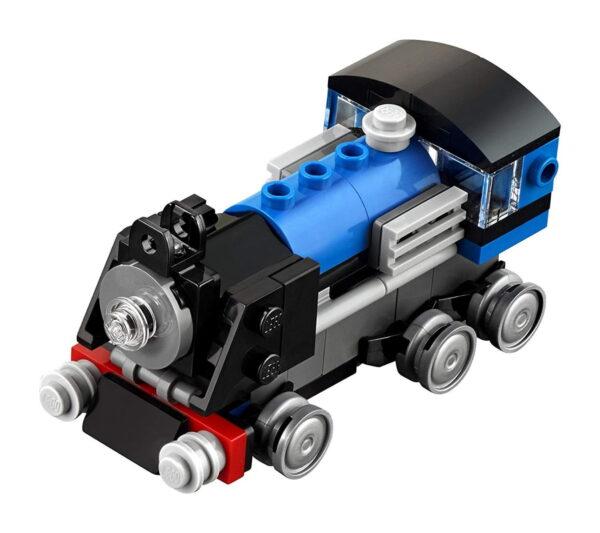 Lego Blue Express
