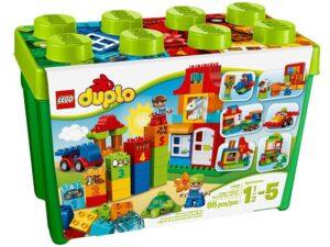 Lego Duplo Deluxe Box Of Fun-0