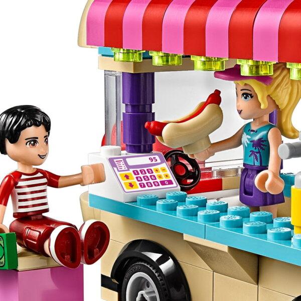 Lego Amusement Park hot Dog Van-1938