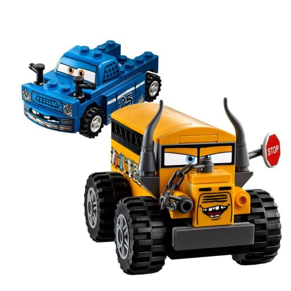 Lego Thunder Hollow Crazy 8 Race-1335