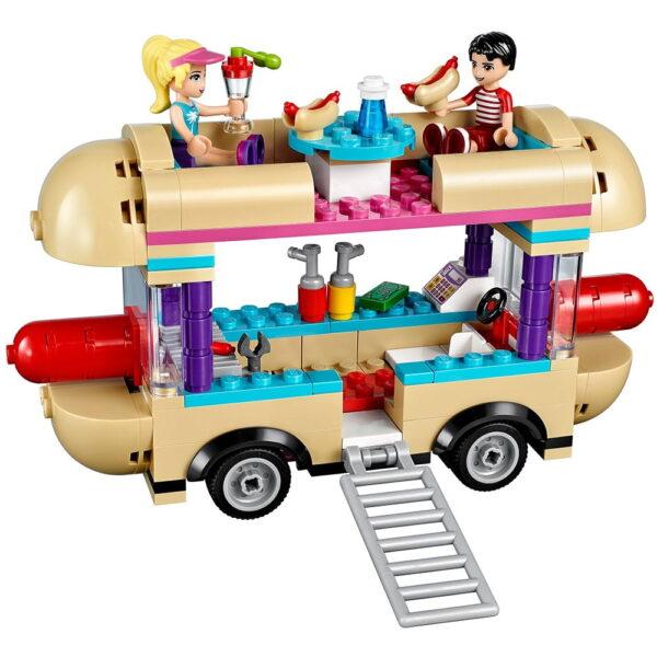 Lego Amusement Park hot Dog Van-1935