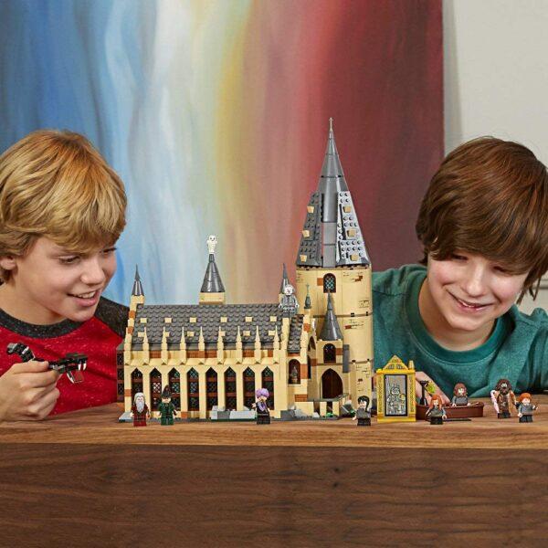 Lego Hogwart's Greta Hall-3304