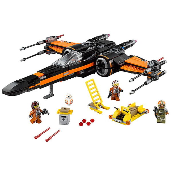 Lego Poe's X-Wing Fighter-0