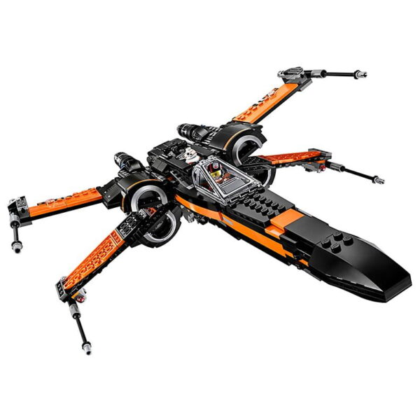 Lego Poe's X-Wing Fighter-3037