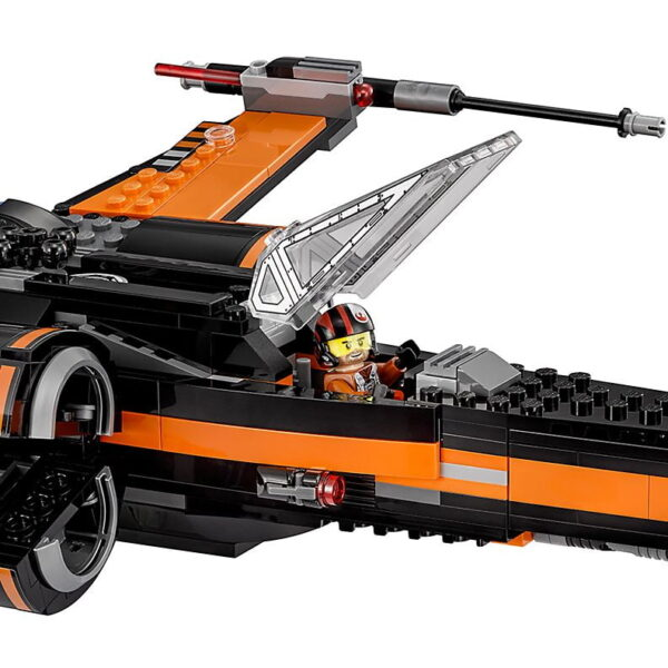 Lego Poe's X-Wing Fighter-3039