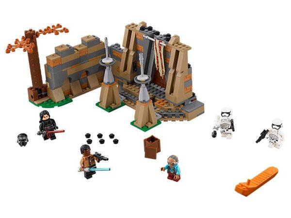 Lego Battle On Takodana-0