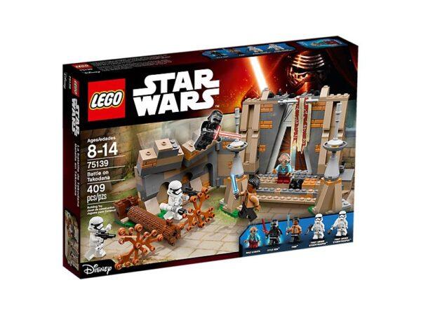 Lego Battle On Takodana-3046