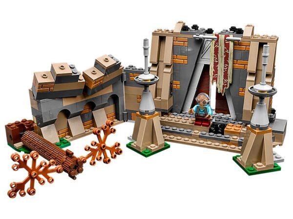 Lego Battle On Takodana-3048