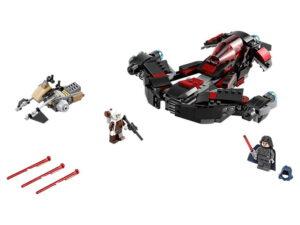 Lego Resistance Troop Transporter