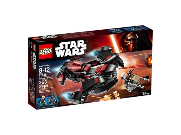 Lego Eclipse Fighter-3056