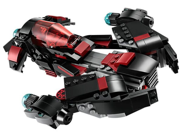 Lego Eclipse Fighter-3057
