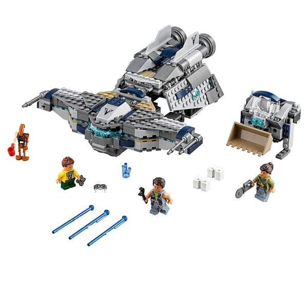 Lego Star Scavenger-0