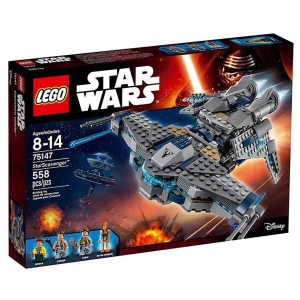 Lego Star Scavenger-3061