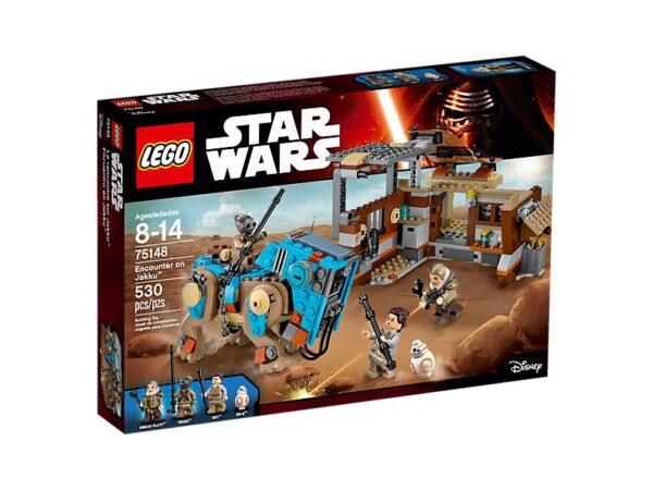 Lego Encounter on Jakku-3066