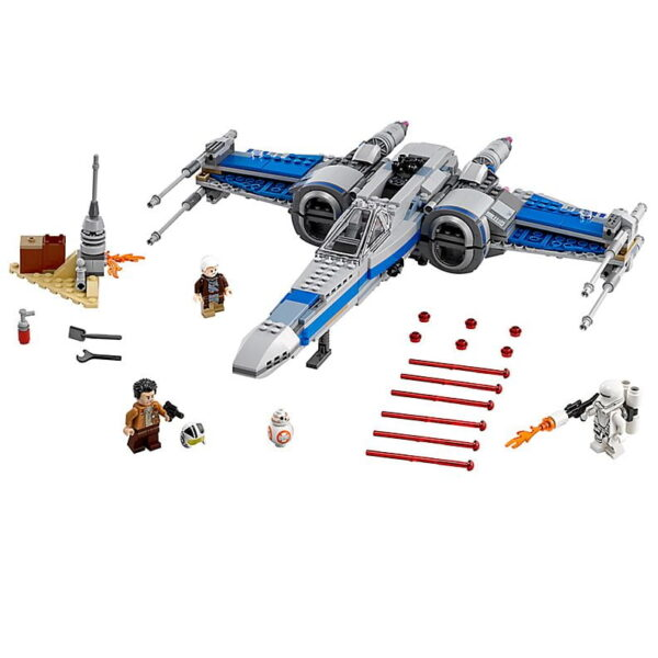 Lego Resistance X-Wing Fighter-0