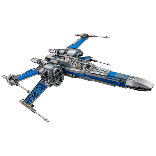Lego Resistance X-Wing Fighter-3072