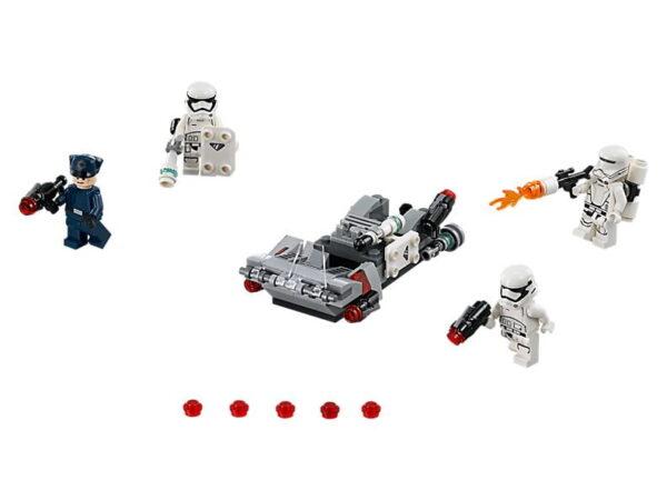 Lego First Order Transport Speeder -0