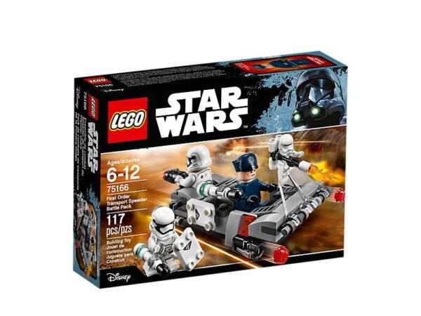 Lego First Order Transport Speeder -3081