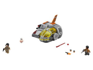 Lego Resistance Transport Pod-0