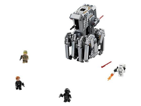 Lego First Order Heavy Scout Walker-0