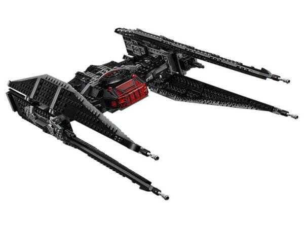 Lego Kylo Ren's TIE Fighter-3107
