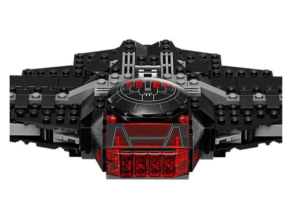 Lego Kylo Ren's TIE Fighter-3109