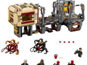 Lego Rathtar Escape-0