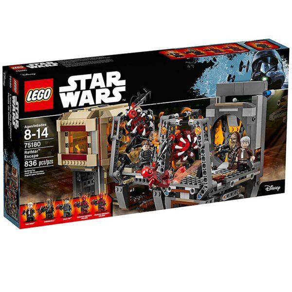 Lego Rathtar Escape-3111