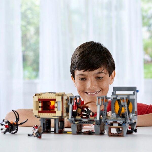 Lego Rathtar Escape-3114