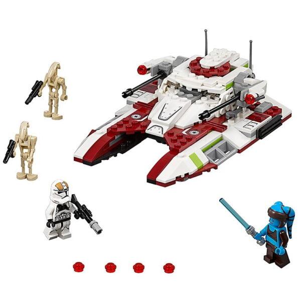 Lego Republic Fighter Tank-3119