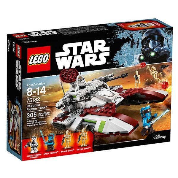 Lego Republic Fighter Tank-3118