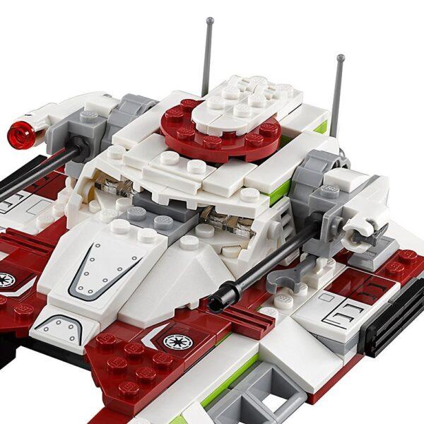 Lego Republic Fighter Tank-3117