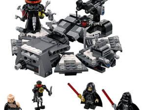 Lego Darth Vader Transformation-0